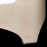Leander Bett Mit Matratze Und Lattenrost Wand 90x200 Hoch Ausziehbares Selber Zusammenstellen Großes Gästebett überlänge 180x200 Günstig Bettwäsche Bett Leander Bett