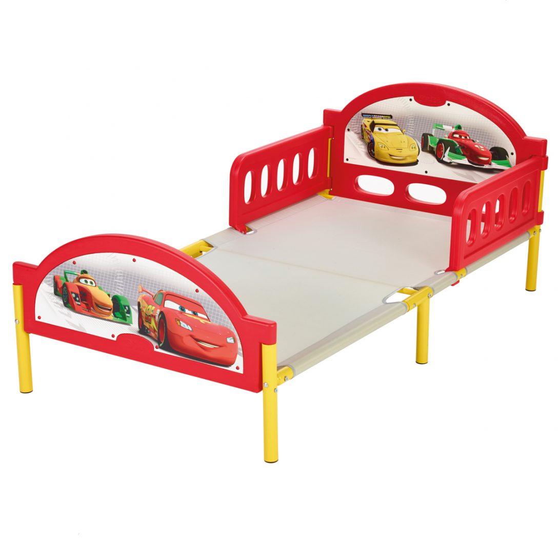 Large Size of Disney Cars Toddler Bed Bett 140x70 Cm Kinderbett Kindermbel Kinder Wohnwert Betten Paidi Xxl Flach Günstig Kaufen Hohes Breckle Mit Rutsche Himmel Massivholz Bett Cars Bett