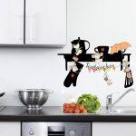 Wandtattoo Küche Küche Wandtattoo Topfgucker Maus Muse Kochen Kche Essen Wandsticker Fettabscheider Küche Auf Raten Niederdruck Armatur Günstig Kaufen Günstige Mit E Geräten