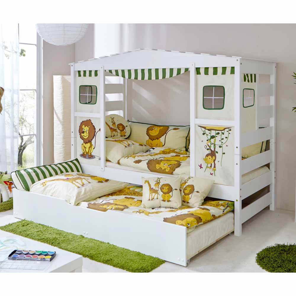 Full Size of Kinder Bett Dschungel Kinderbett Tauranga In Wei Kiefer Pharao24de 120x200 Mit Bettkasten Betten Köln Stabiles Antik Schwarz Weiß 190x90 160x220 Bett Kinder Bett