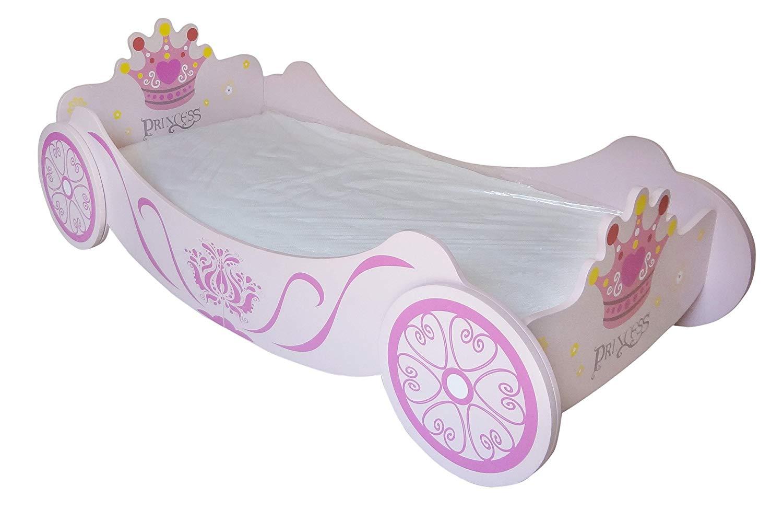 Full Size of Kiddi Style Prinzessin Bett Prinzessinnen Kutschenbett In Rosa Breckle Betten Kleinkind München Jabo Günstige Günstig Kaufen 180x200 Erhöhtes Schwebendes Bett Prinzessin Bett