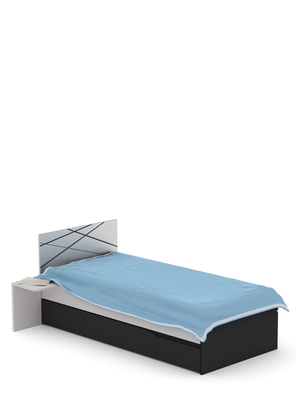 Full Size of Bett 90x190 Dark Betten Yo Meblik Stauraum 160x200 Ausklappbares Balken Luxus 220 X 200 Mit Schubladen Roba Matratze Kaufen Prinzessin Sofa Bettfunktion 1 40 Bett Bett 90x190