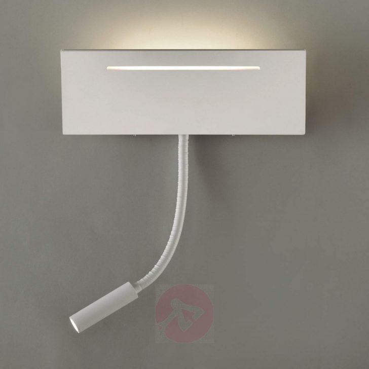Medium Size of Schlafzimmer Wandlampe Mit Leselampe Wandlampen Schwenkbar Led Modern Ikea Dimmbar Schalter Wandleuchte Holz Design Ariel Weie Leseleuchte Kaufen Lampenweltde Schlafzimmer Schlafzimmer Wandlampe