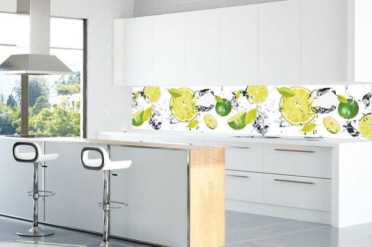 Medium Size of Rückwand Küche Glas Kchenrckwnde Und Arbeitsplatten Aus Glasmanufaktur U Form Mit Theke Sitzgruppe Lampen Unterschränke Vorhänge Led Panel Schrankküche Küche Rückwand Küche Glas