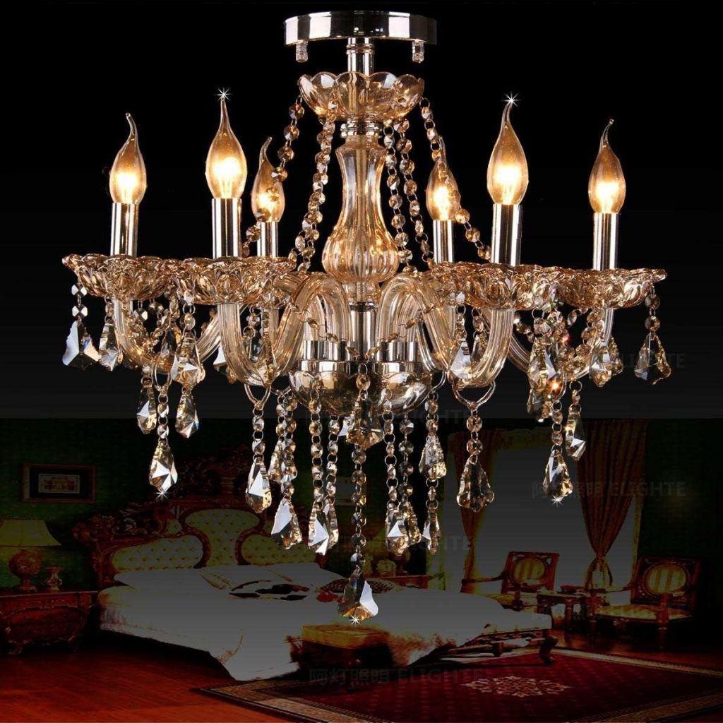 Full Size of Deckenlampe Schlafzimmer Lampe Wandbilder Kommoden Vorhänge Komplett Weiß Regal Landhaus Deckenleuchte Kronleuchter Wandlampe Schrank Wiemann Günstige Schlafzimmer Kronleuchter Schlafzimmer