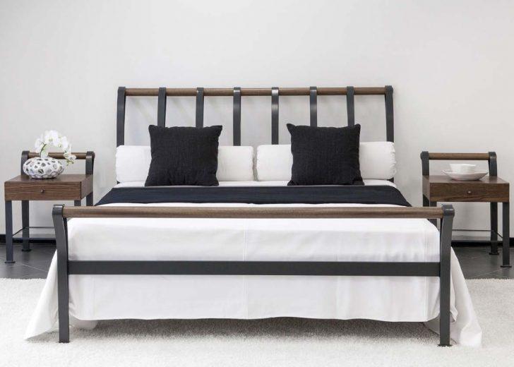 Medium Size of Designbett Cudillero Metallbettenshop Betten 200x220 120 Bett Günstiges Minimalistisch Mit Ausziehbett 90x200 Weiß 120x200 Aufbewahrung Ottoversand Tojo Bett Bett Metall