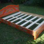 Einfaches Bett Bett Einfaches Mongolisches Bett Bambus Kopfteil 140 Günstig Ausziehbar Betten 120x200 Sofa Mit Bettfunktion Stauraum Antik Ebay 180x200 Weisses Holz Weißes