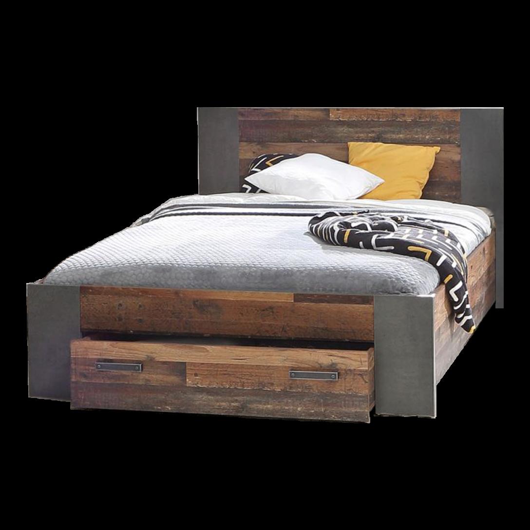 Large Size of Bett 140 Jugendbett In Old Wood Nachbildung Liegeflche 200 Cm Rückenlehne Komplett Box Spring Flach Treca Betten 140x200 Günstig Coole Mit Beleuchtung Holz Bett Bett 140