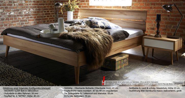 Medium Size of Hohe Betten Massivholz Bett Günstige 180x200 Innocent Luxus Mit Stauraum Oschmann Balinesische Aufbewahrung Für übergewichtige Schubladen Teenager Bett Hohe Betten