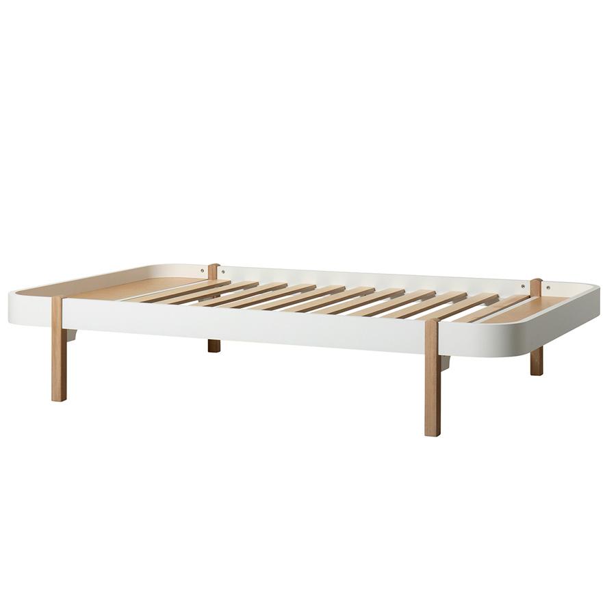 Full Size of Bett Weiß 120x200 Oliver Furniture Wood Lounger 120 200 Wei Eiche Online Schlafzimmer Betten Schutzgitter 160x200 Weißes 90x200 Platzsparend Mit Lattenrost Bett Bett Weiß 120x200