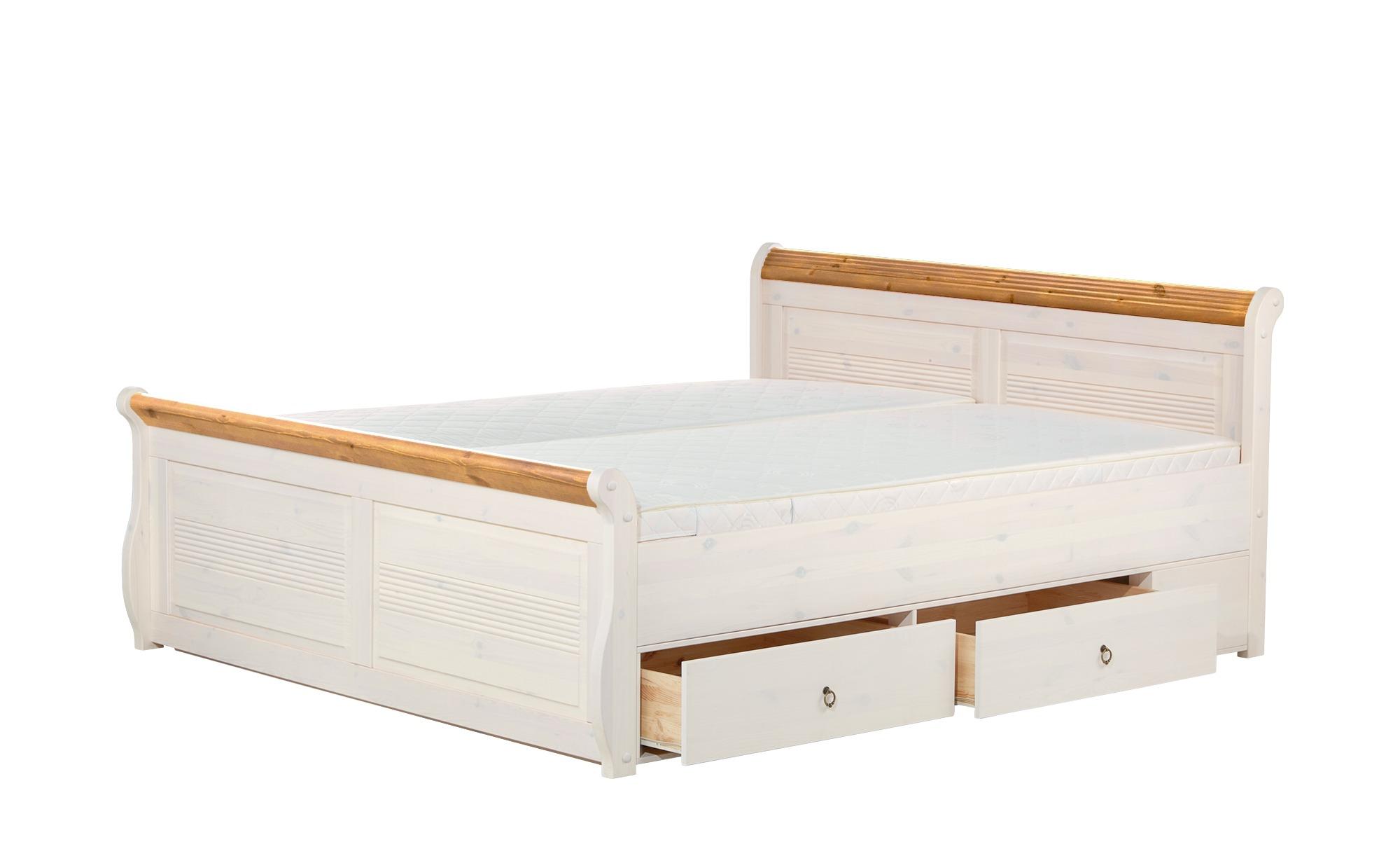 Full Size of Bett 100x200 Bettgestell Wei Kiefer Landhaus Stil Bornholm Balinesische Betten 220 X Gebrauchte Massiv 90x200 Mit Lattenrost Matratze 120x200 Bettkasten Bett Bett 100x200