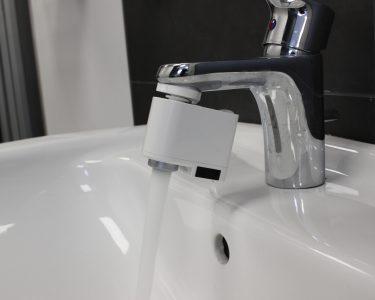 Wasserhähne Küche Küche Wasserhähne Küche Infrarot Sensor Fr Den Wasserhahn Wasser Und Geld Sparen Regal Rosa Freistehende Handtuchhalter Küchen Schneidemaschine Abluftventilator