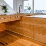 Vollholzküche Küche Holzkunst Holocher Gmbh Vollholzküche