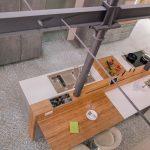 Küche Bauen Eiche Hell Bodenfliesen Wandregal Finanzieren Laminat Für Led Beleuchtung Was Kostet Eine Mit E Geräten Günstig Teppich Landhausküche Grau Küche Küche Bauen