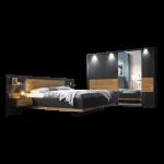 Rauch Schlafzimmer Packs Boston Extra 2 Teiliges In Grau Mteallic Deckenlampe Gebrauchte Einbauküche Deckenleuchten Wandleuchte Eckschrank Gardinen Schlafzimmer Rauch Schlafzimmer