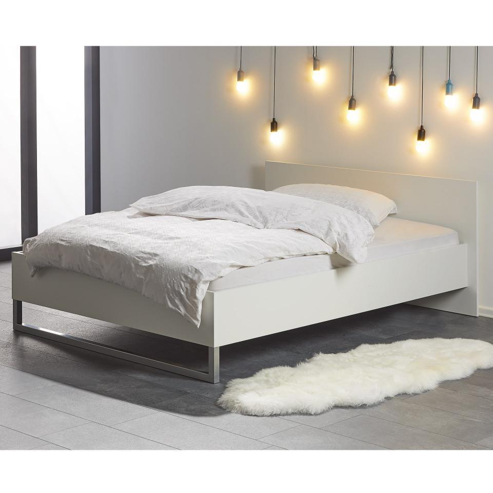 Full Size of Weiße Betten Bett 140x200 Cm In Wei Bettgestell Preiswert Kaufen Dnisches Massiv De Weißes 90x200 Weißer Esstisch Gebrauchte Für Teenager überlänge Bett Weiße Betten