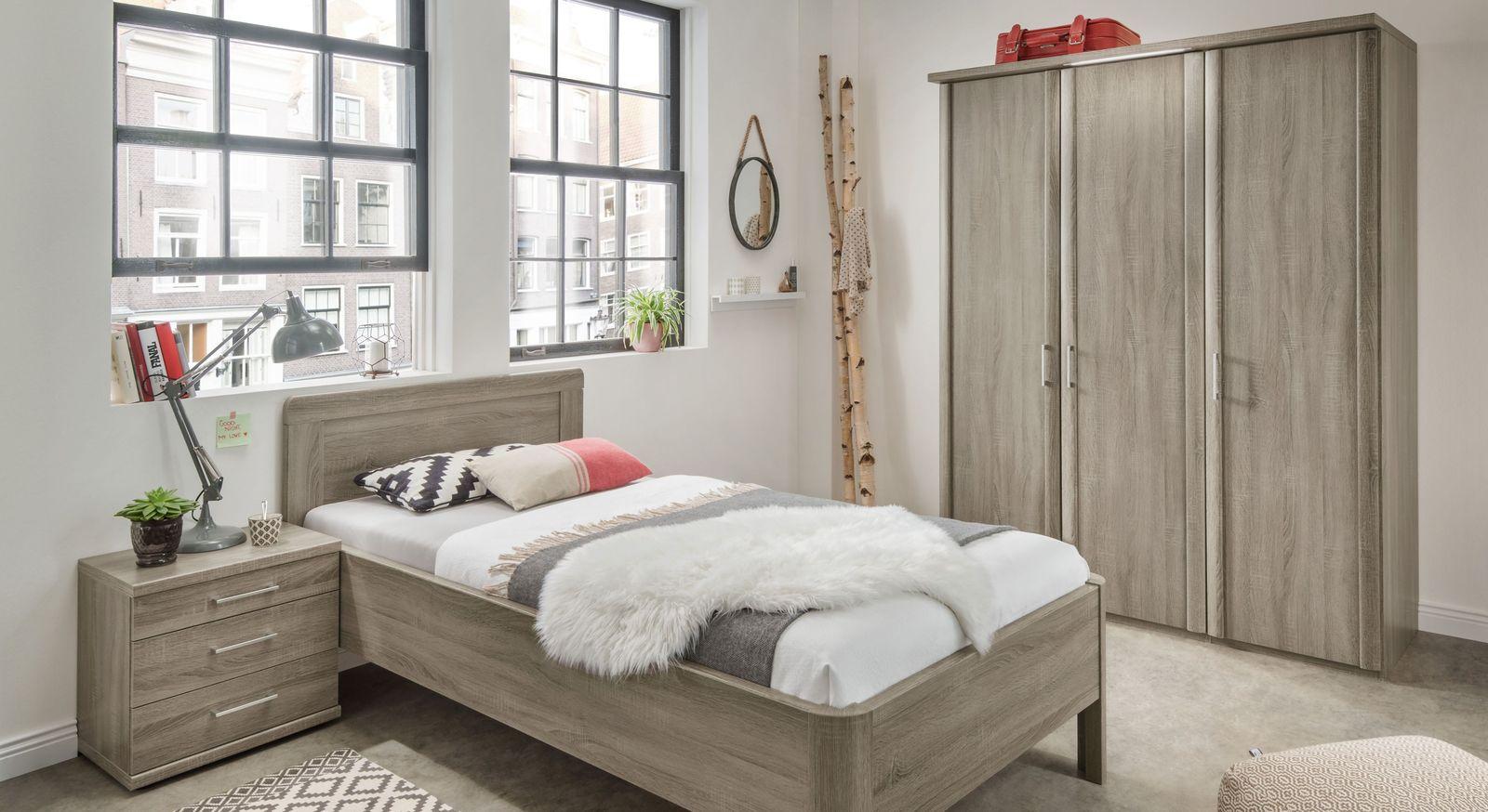 Full Size of Komplettes Schlafzimmer Komplett Einrichten Und Gestalten Bei Bettende Deckenleuchte Modern Klimagerät Für Schränke Wandleuchte Weiss Weißes Kommoden Schlafzimmer Komplettes Schlafzimmer
