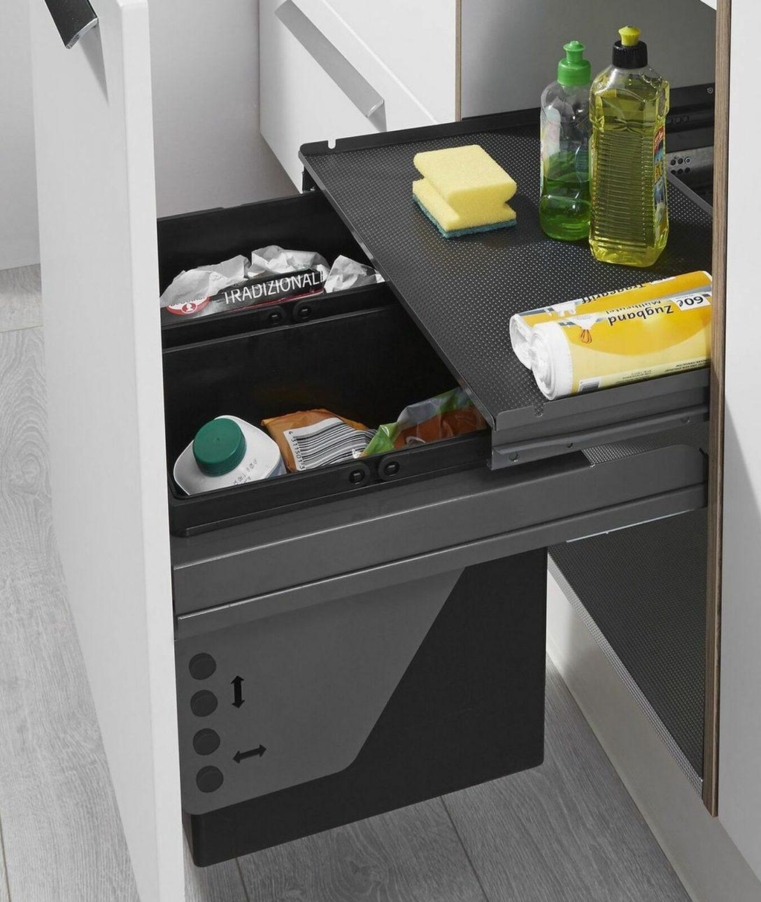 Large Size of Müllsystem Küche Einbaumlleimer Mehr Als 100 Angebote Läufer Granitplatten Landhausstil Ikea Miniküche Arbeitsplatten Edelstahlküche Gebraucht Fototapete Küche Müllsystem Küche