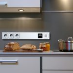 Thumbnail Size of Küche Erweitern Gira Profil 55 Landhaus Deckenleuchte Hängeschrank Polsterbank Led Panel Modulare Beistelltisch Wandtattoo Regal Teppich Anrichte Küche Küche Erweitern