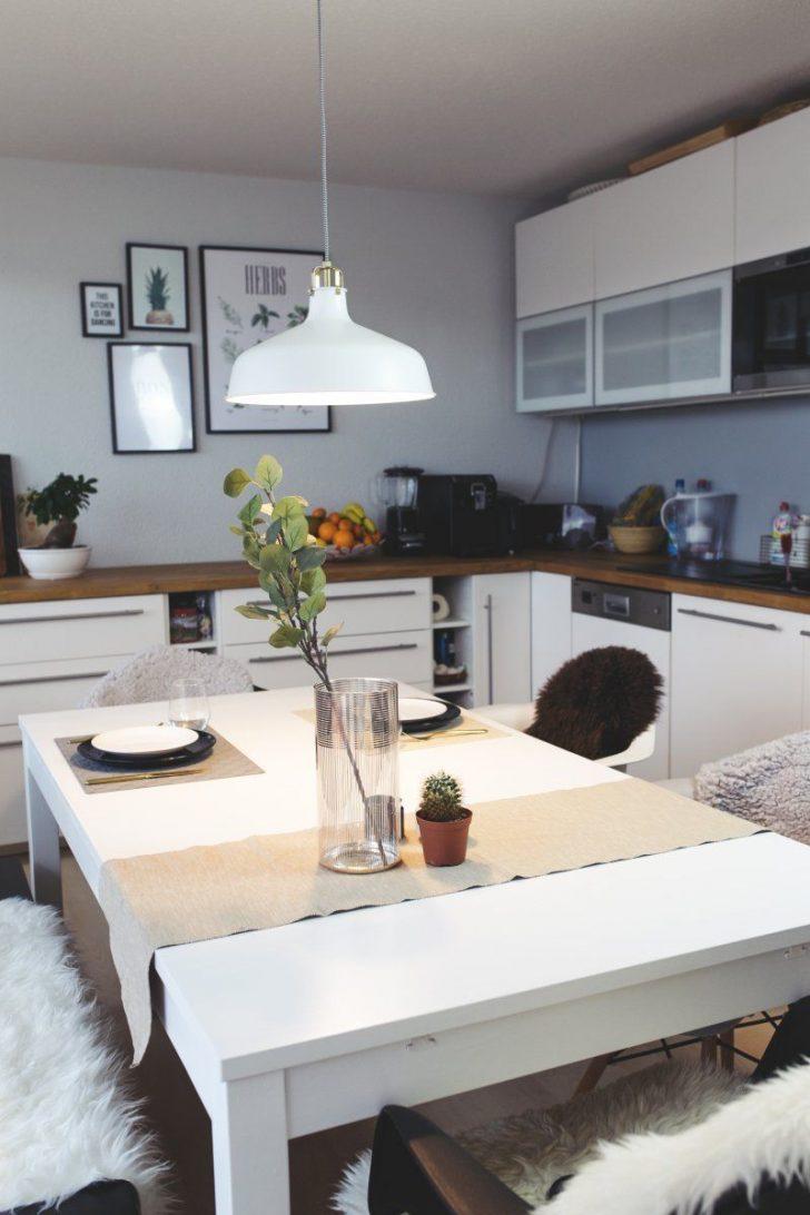 Medium Size of Deko Für Küche Unsere Wohnkche Ein Ort Zum Kochen Vinylboden Bodenbelag Weisse Landhausküche Aufbewahrung Kreidetafel Teppich Ikea Miniküche Spülbecken Küche Deko Für Küche