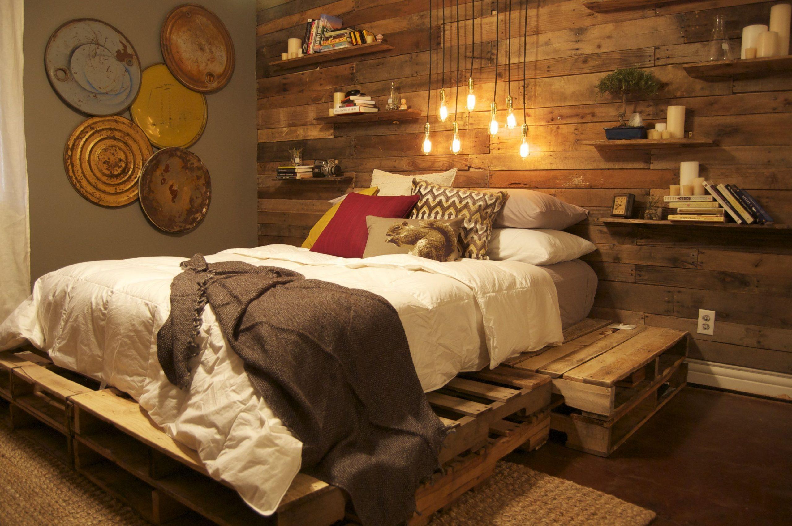 Full Size of Bett Aus Paletten Kaufen Schnell Und Einfach Ein Palettenbett Bauen In 5 Schritten Bette Badewanne Ausziehbares Außergewöhnliche Betten 1 40x2 00 Bett Bett Aus Paletten Kaufen
