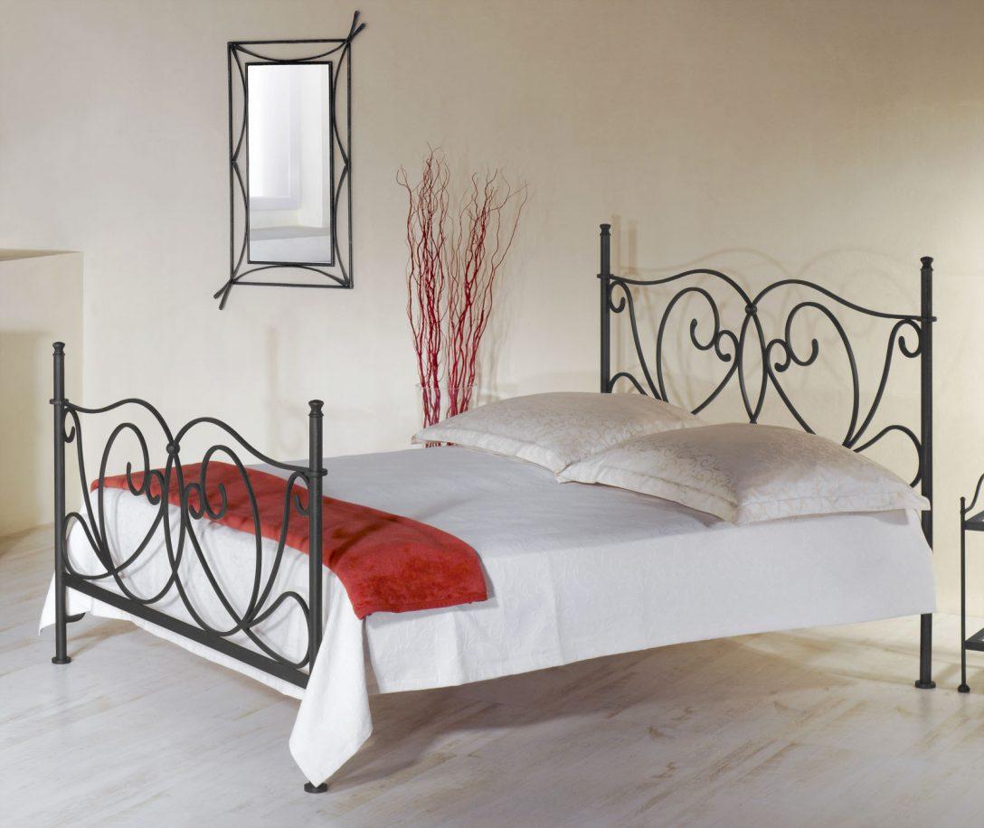 Large Size of Metall Bett Romantisches Metallbett In Wei 140x200 Cm San Pedro Ruf 200x200 Mit Bettkasten 160x200 Betten Kaufen Jugendzimmer 180x200 Schubladen Weiß Bett Metall Bett