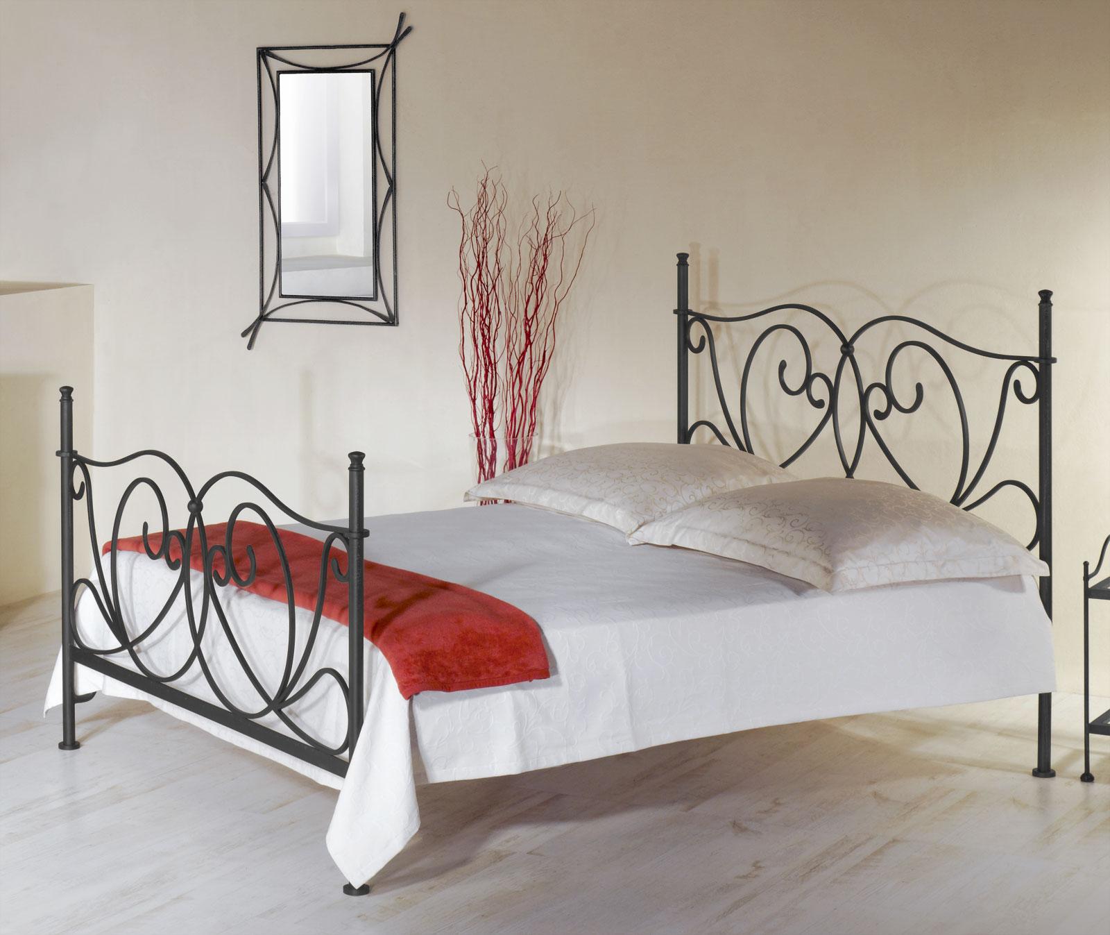 Full Size of Metall Bett Romantisches Metallbett In Wei 140x200 Cm San Pedro Ruf 200x200 Mit Bettkasten 160x200 Betten Kaufen Jugendzimmer 180x200 Schubladen Weiß Bett Metall Bett