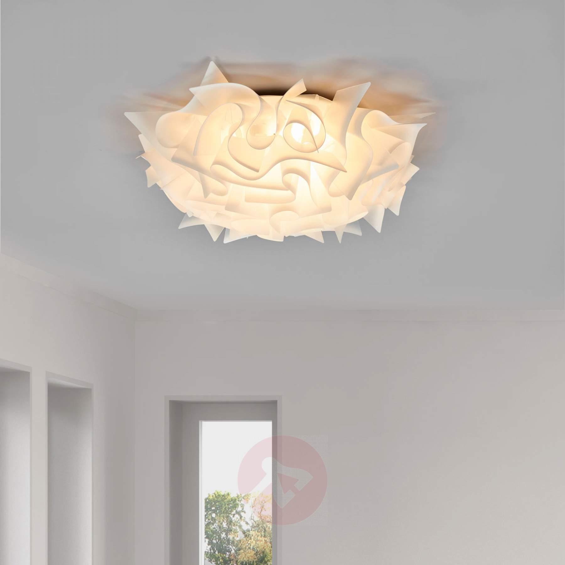 Full Size of Slamp Veli M Design Deckenleuchte Kaufen Lampenweltch Deckenlampe Esstisch Sessel Schlafzimmer Komplett Guenstig Landhaus Weißes Komplettangebote Teppich Schlafzimmer Schlafzimmer Deckenlampe