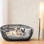 Hunde Bett Bett Laboni Prado Design Lounge Bett Podest Funktions Gebrauchte Betten Massiv Krankenhaus Ohne Füße 80x200 Aus Paletten Kaufen Erhöhtes Hohes Minimalistisch