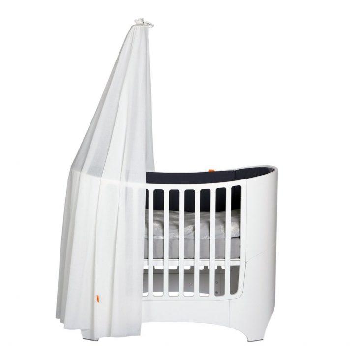 Medium Size of Leander Himmel Fr Babybett In Wei Online Kaufen Kidswoodlove Bett Sonoma Eiche 140x200 Konfigurieren Halbhohes 90x200 Mit Lattenrost Und Matratze Oschmann Bett Leander Bett