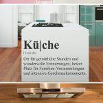 Wandtattoo Küche Kche Definition Ikea Kosten Fliesenspiegel Selber Machen Türkis Wanduhr Müllschrank Spüle Gebrauchte Kaufen Billige Einbauküche Mintgrün Küche Wandtattoo Küche