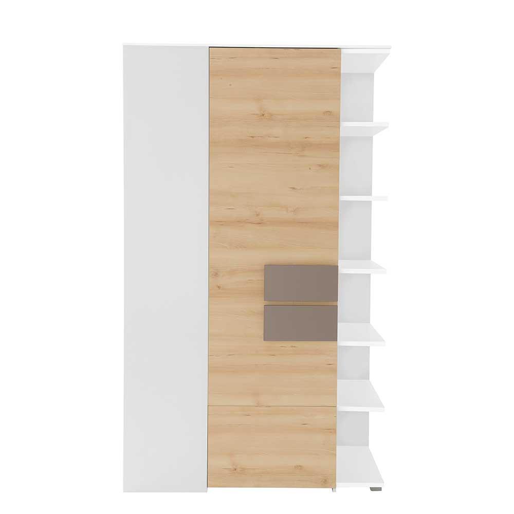 Full Size of Eckschrank Schlafzimmer Radojan In Buche Taupe Pharao24de Led Deckenleuchte Deko Modern Regal Vorhänge Komplette Landhaus Komplett Mit Lattenrost Und Matratze Schlafzimmer Eckschrank Schlafzimmer