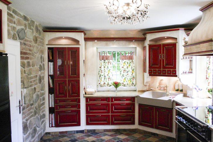 Medium Size of Landhauskche Avignon Mediterrane Kchen Landhausküche Weiß Weisse Moderne Gebraucht Grau Küche Landhausküche
