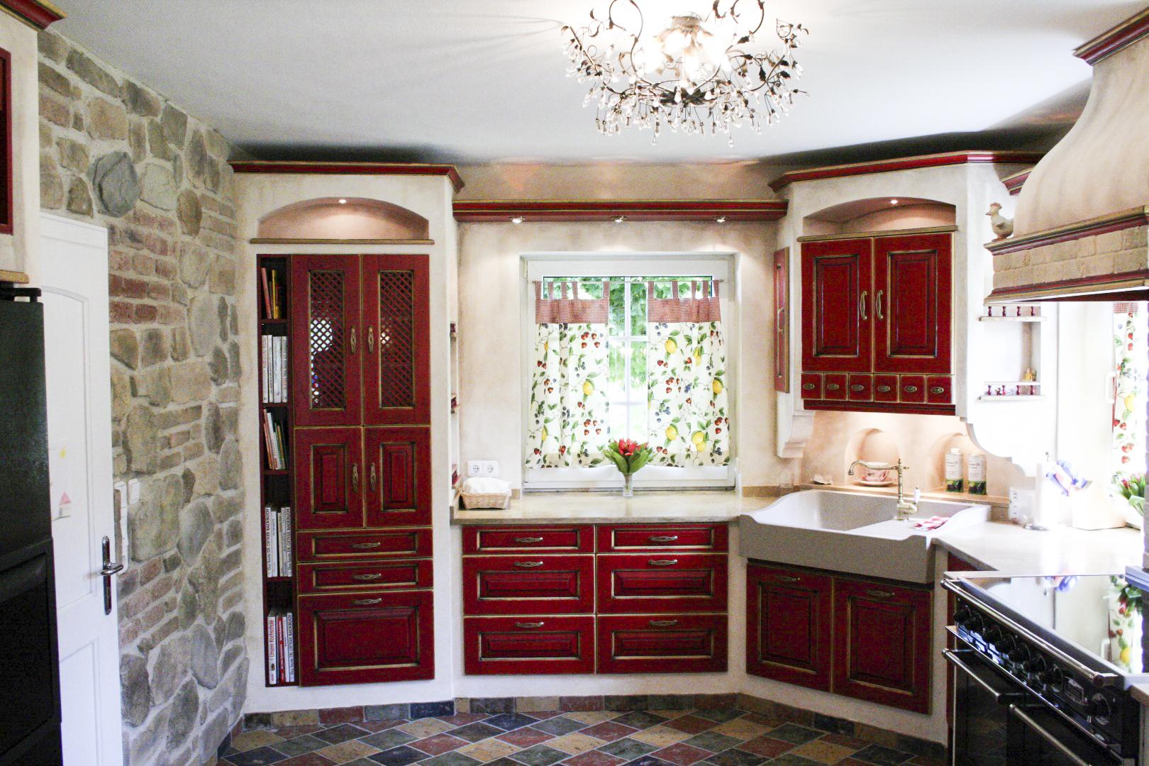 Full Size of Landhauskche Avignon Mediterrane Kchen Landhausküche Weiß Weisse Moderne Gebraucht Grau Küche Landhausküche