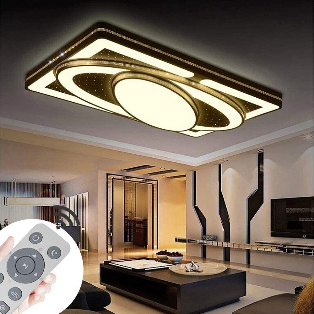 24W-90W LED Deckenleuchte Wohnzimmer Deckenlampe Panel Lampe Schlafzimmer Spot