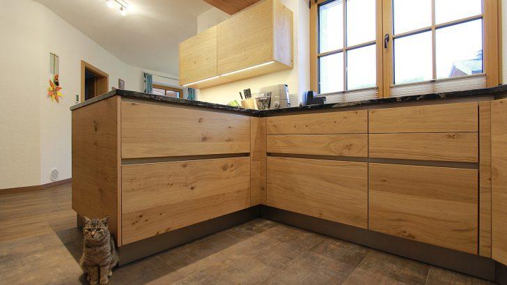 Medium Size of Holzkchen Alles Was Sie Ber Wissen Sollten Vollholzküche Küche Vollholzküche