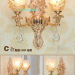 Lampen Schlafzimmer Europischen Stil Wandleuchte Kristall Lampe Set Günstig Schranksysteme Weiß Küche Weißes Tapeten Regal Mit Boxspringbett Led Schlafzimmer Lampen Schlafzimmer