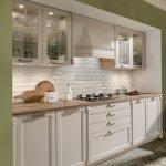 Landhausküche Küche Landhausküche Grau Weiß Gebraucht Weisse Moderne