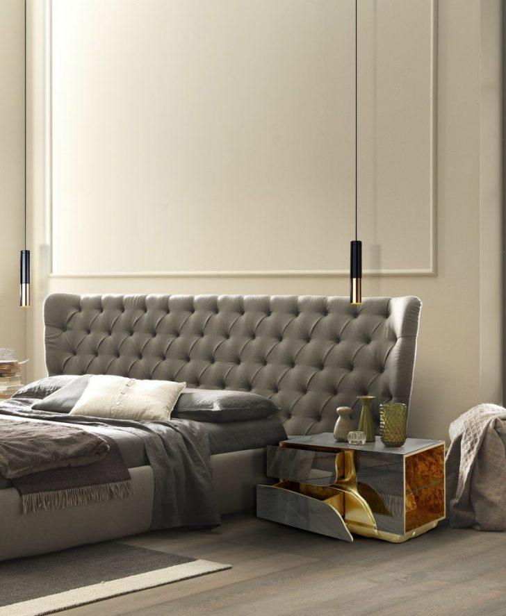 Medium Size of Luxus Schlafzimmer Neue Deko Tendenzen 2017 Wohn Designtrend Weiss Komplett Mit Lattenrost Und Matratze Schranksysteme überbau Weißes Komplettangebote Schlafzimmer Luxus Schlafzimmer
