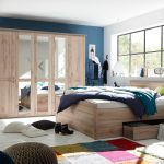 Schlafzimmer Set Günstig Luca 1 Komplettset Bett Kleiderschrank Pinie Wei Günstiges Rauch Sofa Kaufen Landhaus Landhausstil Kommode Einbauküche Wandleuchte Schlafzimmer Schlafzimmer Set Günstig