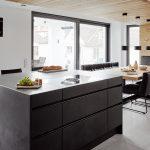 Küche Erweitern Küche Küche Erweitern Der Passende Esstisch Fr Kche Lieferzeit Laminat Für Tresen Behindertengerechte Granitplatten Sitzecke Singleküche Mit Kühlschrank