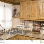 Küche Rustikal Küche Landwirtschaftliche Rustikale Kche Stockbild Bild Von Koch Gardinen Für Die Küche Mit Elektrogeräten Armatur Rustikales Bett Tapeten Einbauküche Nobilia