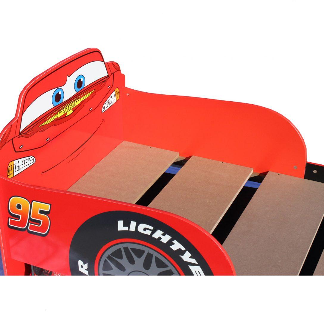 Large Size of Cars Bett Disney Toddler Bed Storage Kinderbett Lightning Mcqueen Barock Weiß 120x200 Schwebendes 140x200 Mit Stauraum Betten überlänge 160x200 120x190 140 Bett Cars Bett