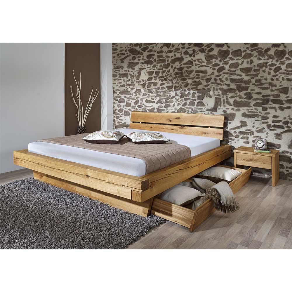 Full Size of Betten Mit Bettkasten Set Wildeiche Bett Nachtkonsolen Optional Sofa Relaxfunktion 3 Sitzer Jugend Elektrischer Sitztiefenverstellung Küche Kaufen Bett Betten Mit Bettkasten