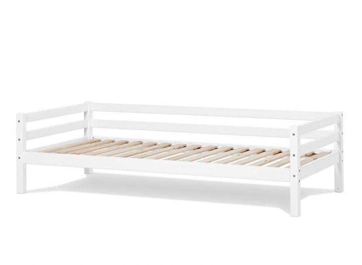 Medium Size of Bett Weiß 90x200 Kinderbett In Kiefer Massiv Betten Mit Schubladen Rauch Für übergewichtige Bettkasten Weißes Regal Prinzessin 180x200 100x200 Billerbeck Bett Bett Weiß 90x200
