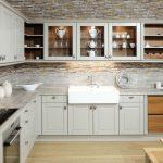 Landhausküche Küche Landhausküche Landhauskchen Sind Einzigartig In Maserung Und Haptik Ratiomat Weiß Grau Moderne Weisse Gebraucht