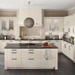 Landhausküche Romantische Gebraucht Weiß Weisse Moderne Grau Küche Landhausküche