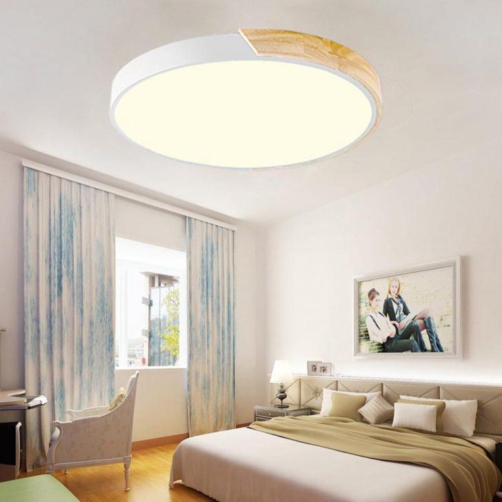Medium Size of Schlafzimmer Deckenlampe Natsen 36w Led Deckenleuchte Runde Real Wandlampe Deckenlampen Wohnzimmer Modern Gardinen Schrank Romantische Deckenleuchten Schlafzimmer Schlafzimmer Deckenlampe