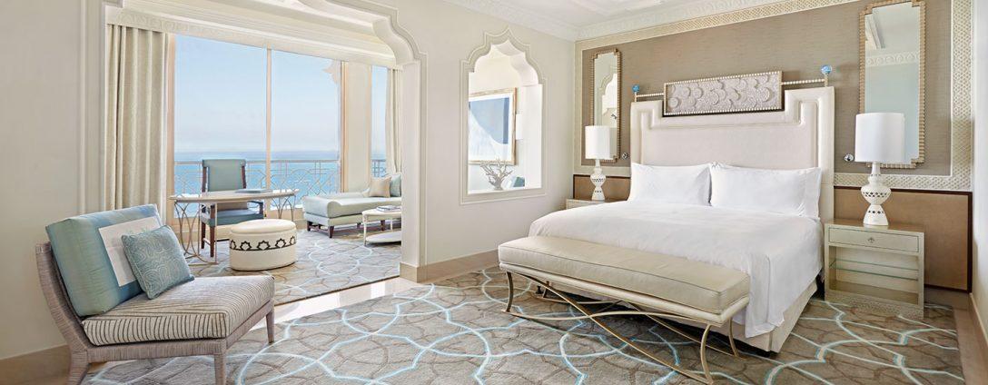 Large Size of Luxuszimmer Und Suiten Waldorf Astoria Ras Al Khaimah Resort Luxus Bett Selber Zusammenstellen Breaking Bad Tshirt Bauen 180x200 Tagesdecken Für Betten Bett King Size Bett