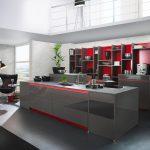 Küche Hochglanz Grau Küche Küche Hochglanz Grau Bauformat Design Insel Kche Lackkche Rote Leisten Einbauküche Mit E Geräten Gebrauchte Auf Raten Müllsystem Möbelgriffe Sofa Weiß